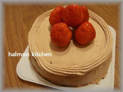 120215チョコケーキ