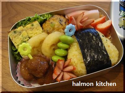 120223幼稚園お弁当