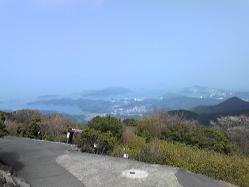 伊勢志摩スカイライン 朝熊山頂上