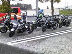 亀山PA①