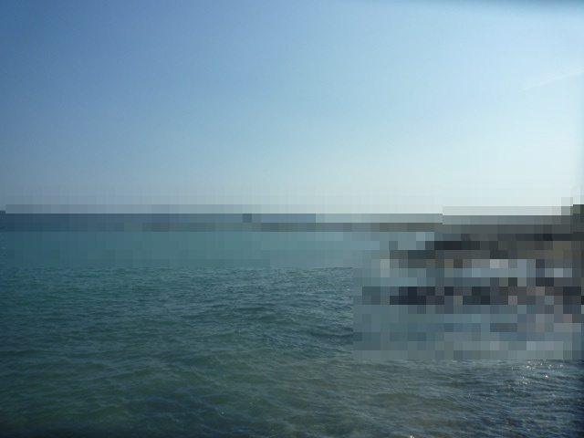 こんな感じの浜♪