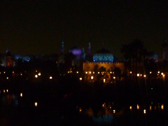 アラビアン夜景♪