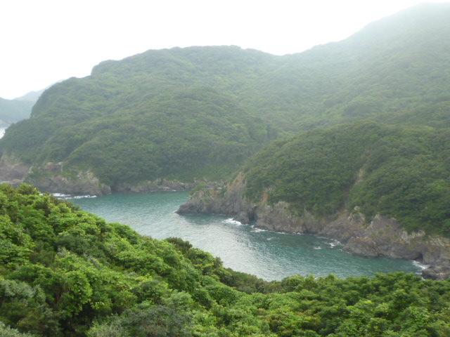 ホテルから見えた 海☆