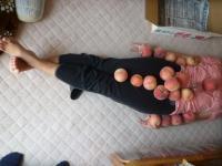 桃に囲まれてみた~~♪♪