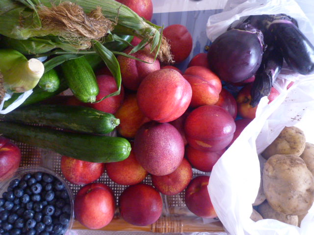 信州の お野菜♪