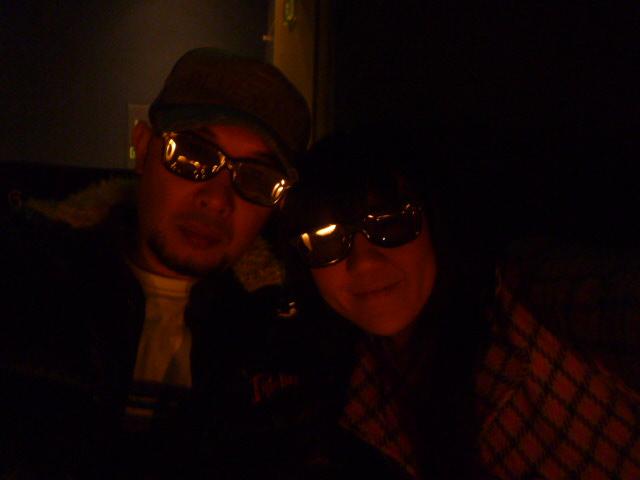 3Dメガネ かけさせられたぁ~。