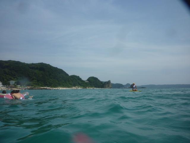 綺麗な海! 青い空! おいしい空気!!