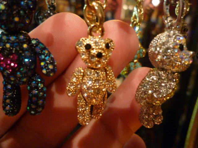 ・・できそこないな クマ。(笑