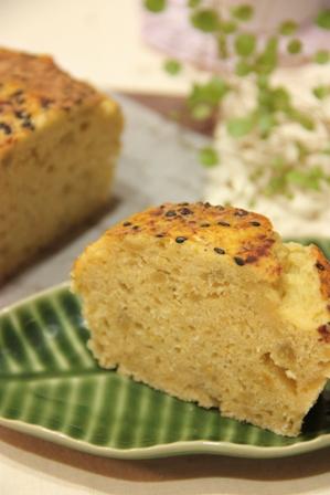 サツマイモのパウンドケーキ