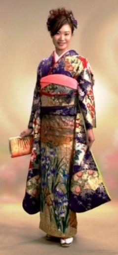 着付込み貸衣装 四季の花(花がたみ着付教室)