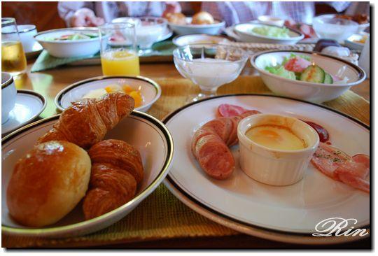 朝食は洋食です♪