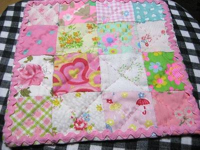 2011.1月pinksキット~ミニタペ~