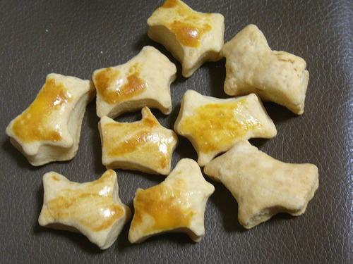 10手作りクッキー