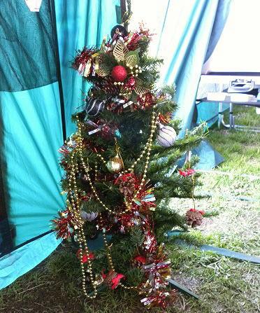13クリスマスツリー