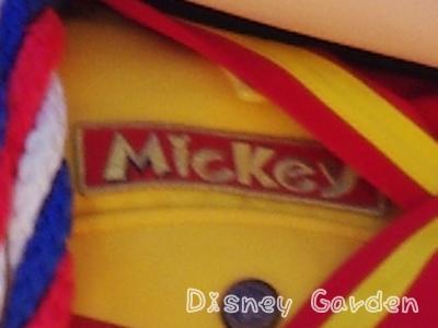 ミッキー名札