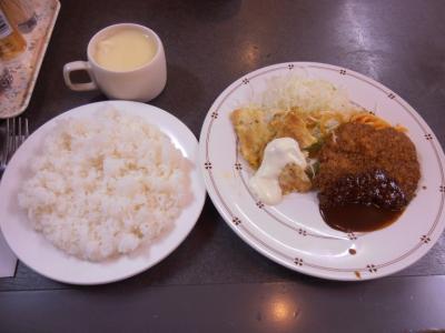 マルマンライトランチ580円20111110