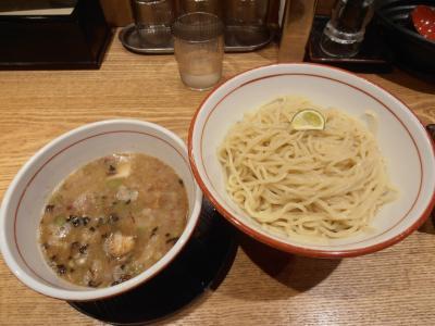つけ麺 龍TATSU中濃TATSUラーメン白湯800円