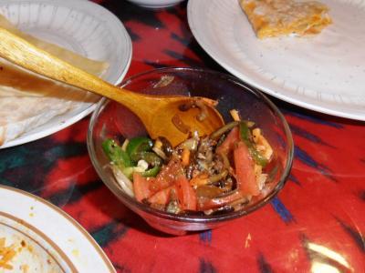 ワーサナ野菜サンバル