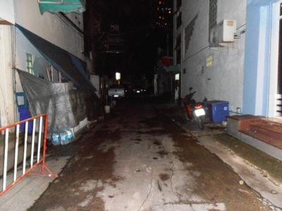2011年8月タイ-スリランカ旅行タイ後半18日トンローソイ9居酒屋みまた路地