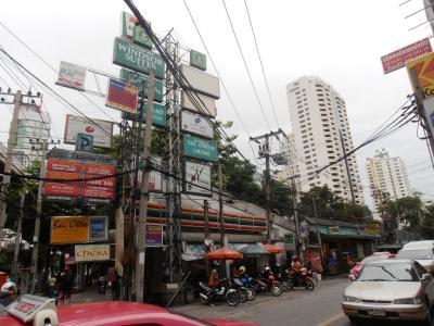 2011年8月タイ-スリランカ旅行タイ後半19日スクンビットソイ20