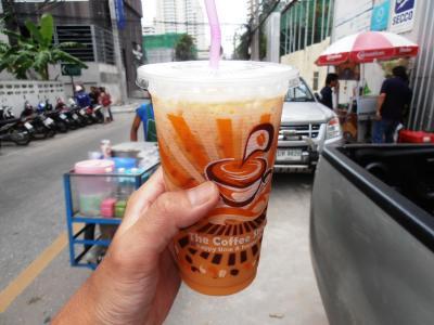 2011年8月タイ-スリランカ旅行タイ後半19日スクンビットソイ20アイスティ15B