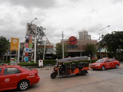 2011年8月タイ-スリランカ旅行タイ後半19日K-village