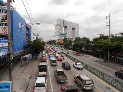 2011年8月タイ-スリランカ旅行タイ後半20日エレファントビル全貌