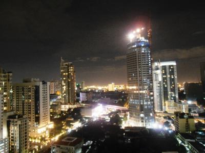2011年8月タイ-スリランカ旅行タイ後半20日友人宅コンドミニアム