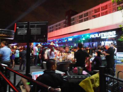 2011年8月タイ-スリランカ旅行タイ後半20日RCA(ロイヤル・シティー・アベニュー)のクラブ