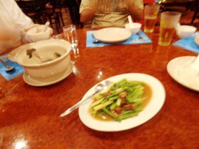 2011年8月タイ-スリランカ旅行タイ前半2日エカマイでトムカーガイ