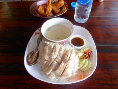 2011年8月タイ-スリランカ旅行タイ前半4日カオマンガイ