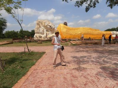 2011年8月タイ-スリランカ旅行タイ前半4日ワットロカヤスタ