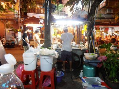 2011年8月タイ-スリランカ旅行タイ前半4日カオサンのラーメン親父