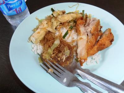 2011年8月タイ-スリランカ旅行タイ前半5日シーロム屋台