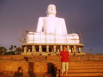 2011年8月タイ-スリランカ旅行スリランカ前半10日クルネーガラロック仏像