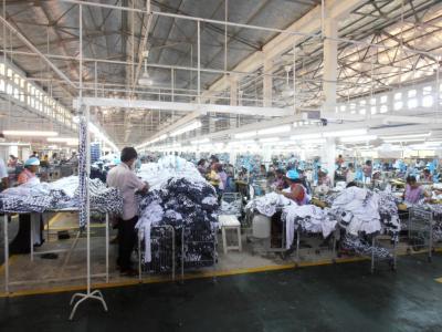 2011年8月タイ-スリランカ旅行スリランカ後半17日繊維工場