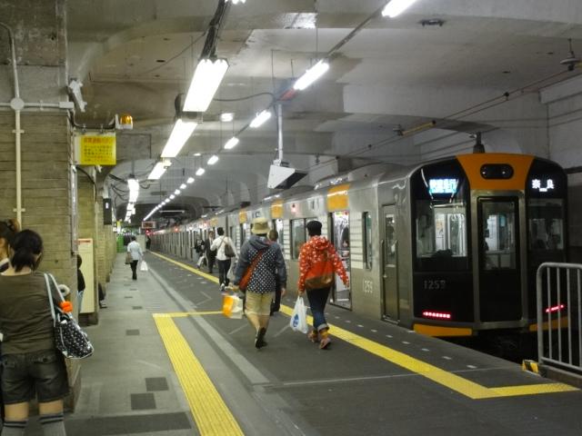 阪神1000系。