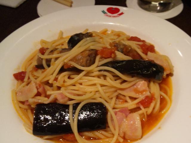 イタリアントマト。