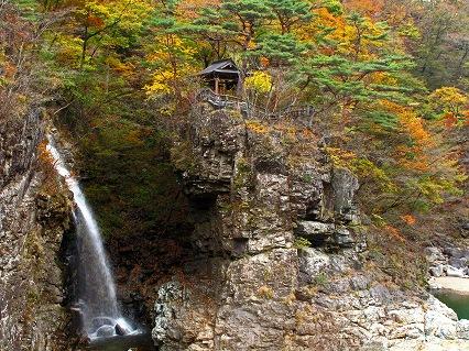 2009.11竜王峡 (4)