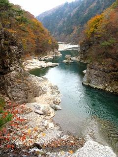 2009.11竜王峡 (2)