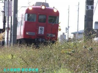 名鉄ありし日の7100形 2