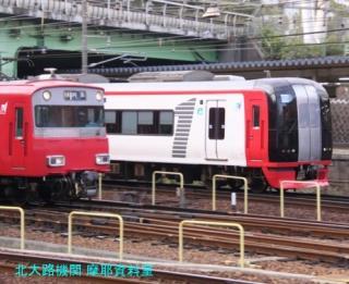 名鉄6800強化タイム 3