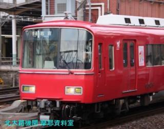 名鉄6800強化タイム 6