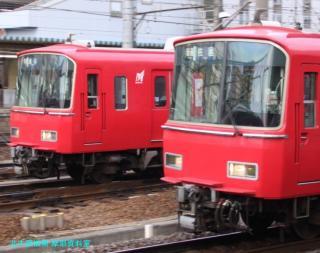 名鉄6800強化タイム 8