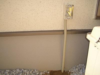 電気工事 インターホン配管2
