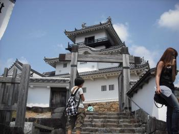 掛川城.2