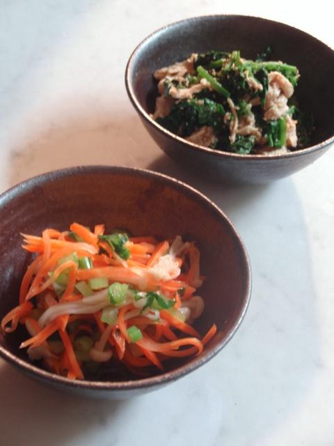 野菜のお惣菜②