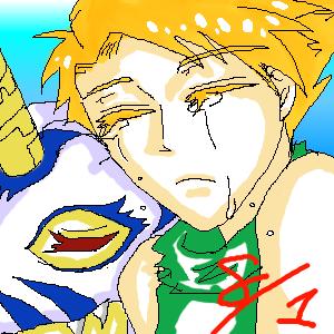 ヤマト&ガブモン