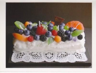 ケーキではありません