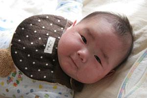 Hさん赤ちゃん